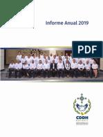 cddh-nayarit-méxico - informe 2019