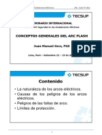 Gers - Arc flash 1