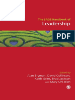 The SAGE Handbook of Leadership.pdf