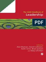 The SAGE Handbook of Leadership.pdf