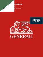 Condicionado General Generali r.c. privada