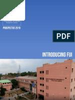 FUI Prospectus