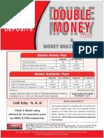 Double-Money-Deposit-Plan