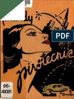 Hilda Mundy - Pirotecnia (1ra Ed., 1936)