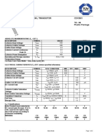CD13001 - NPN Transistor.pdf