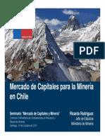 01 - Mercado de Capitales para la Mineria - R Rodriguez - Min Mineria.pdf
