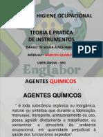 - Modulo - Agentes Quimicos