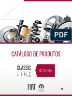 Catálogo FIAT - 12ª Onda