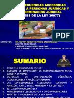 CONFERENCIA 3 .CONSECUENCIAS ACCESORIAS