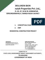 BollineniBion_Residential Plan