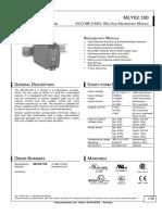 datasheet MLY02.100