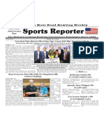 December 18 - 24, 2019  Sports Reporter
