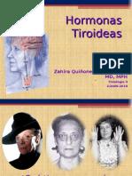 4 Hormonas Tiroideas