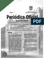 Gaceta de gobierno del Estado de México  26 de Diciembre