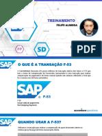 INTRODUÇÃO AO SAP - F-53