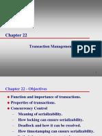 Ch#22 TRANSACTION_MANAGEMENT.ppt