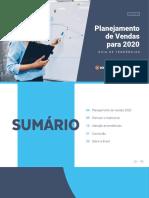 Planejamento de vendas 2020