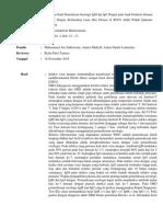 TLM (B) - Imunologi I - Rizka - Peran Pemeriksaan Immature Platelet Fraction dalam Imun Trombositopenia.docx