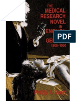 The Medical Research Novel in English and Geman