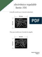 Fusible electrónico regulable hasta 10A