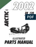 Arctic Cat_2002_zr120 Parts Manual