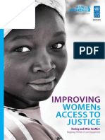 ImprovingWomensAccessToJustice-UNDP-UNWomen-Mapping