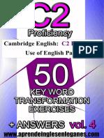 c2 Prof- 50 Kwt Exercises Vol 4 (Preview)