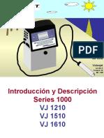 Capacitacion Tecnica VJ 1000 esp.ppt