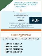Tutorial Klinik Sinus Hana.pptx