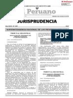 JURISPRUDENCIA SUNARP
