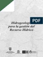 HIDROGEOLOGIA PARA LA GESTION DEL RECURSO HIDRICO.pdf