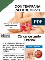 ROTAFOLIO CANCER DE CERVIX  Y SENO