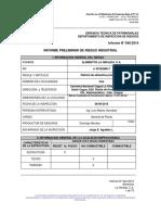 Alimentos La Giralda, C.A. Insp. No. 040-2015