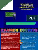 Mejora de la competencia comunicativa en orientación