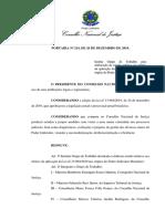 214 - Portaria - Institui Grupo de Trabalho Para Estudo Ref Lei 13964 2019 -Rsr