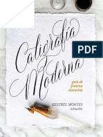 Caligrafía Moderna Guía de práctica intensiva