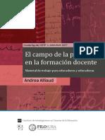 Alliaud_El campo de la práctica en la formación docente.pdf