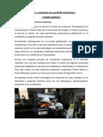 Análisis y evaluación de una MYPE Chimbotana.docx