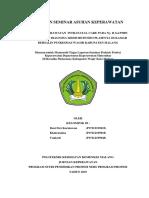 SEMINAR MATERNITAS revisi