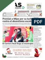 Mijas Semanal Nº 871 Del 27 de diciembre de 2019 al 2 de enero de 2020