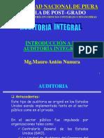 Clase 01_Introducción Auditoría Integral
