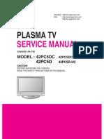 42PC5D_ServiceManual