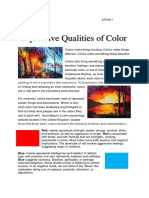Expressive Qualities of Color.docx