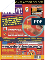 Saber Electrónica 165 Ed Argentina