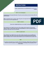 (5) Form 3A (List of Participants) CSIW '19