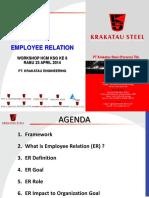 9. HCM IX - Employee Relation