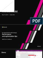 PowerApps - Performance and optimization tips