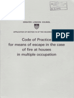 Greater London Council - 1961 - Code of Practice for means of escape in the.. roof escape