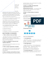 Organization and Management Grade 12 UST SHS Reviewer
