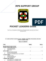 171st Pocket Leaders Guide